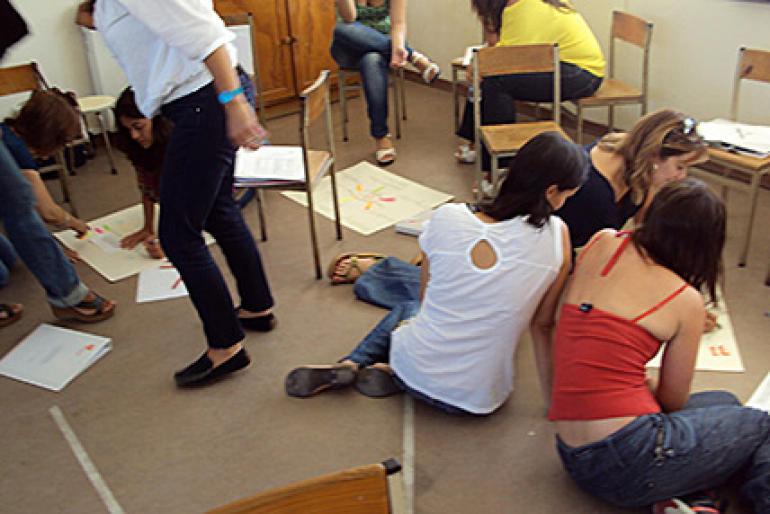 Desafio: Organize um Workshop, Conferência ou Formação
