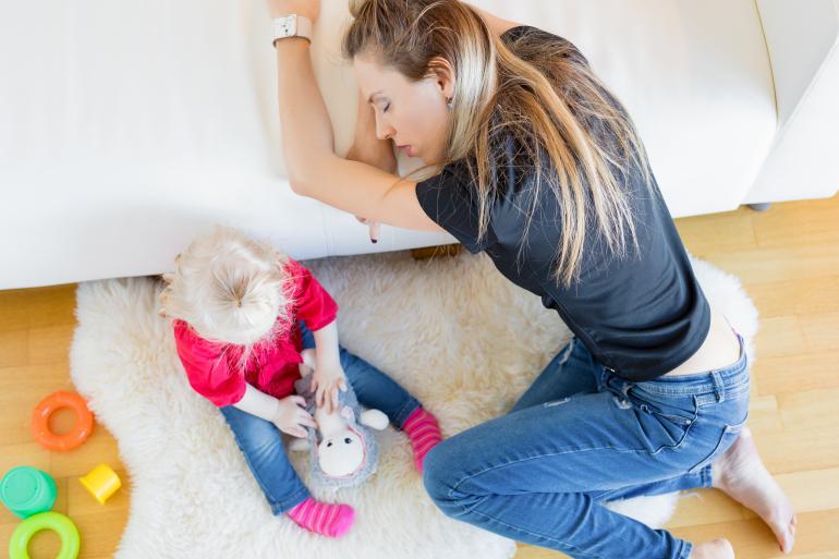 Impacto do Confinamento nas Famílias