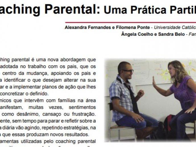 Coaching Parental: Uma Prática Partilhada