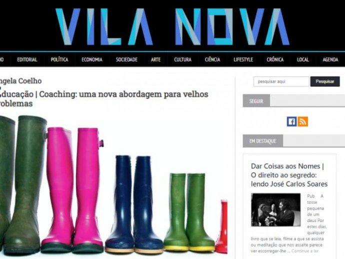 Family Coaching em Vila Nova de Famalicão