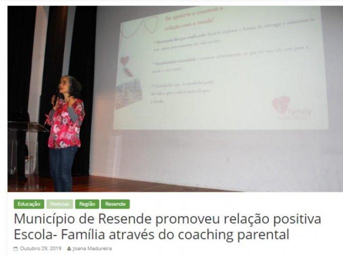 Relação Positiva Escola-Família
